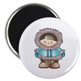 Eskimo girl 10 Pack