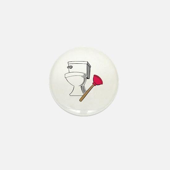PLUMBING Mini Button
