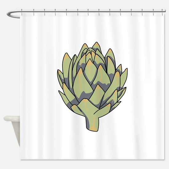 ARTICHOKE Shower Curtain