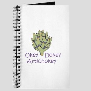 Artichokes. OKEY DOKEY ARTICHOKEY Journal