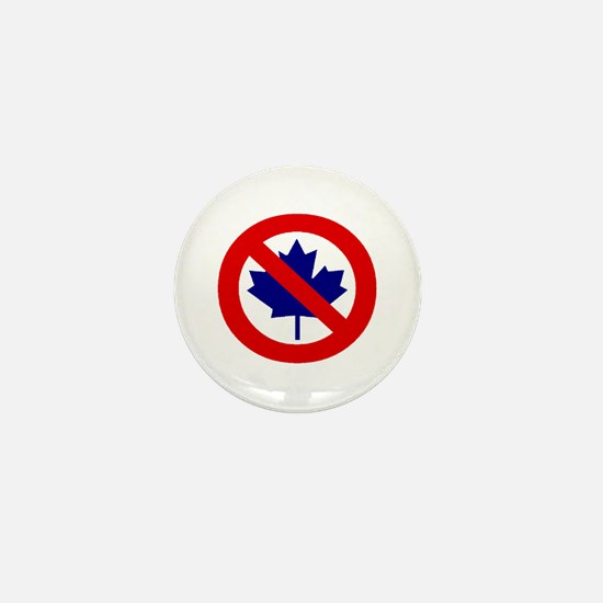 Anti-Toronto Mini Button