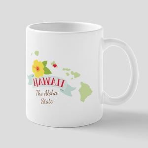 Hawaii Aloha Mugs