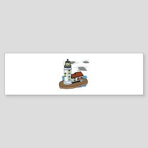LIGHTHOUSE #14 Bumper Sticker