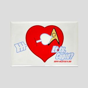 Cupid's Arrow Redshirt Design Magnets