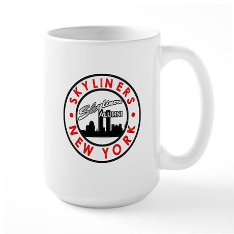 Large NYC Scene Mug