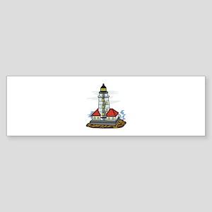 LIGHTHOUSE #18 Bumper Sticker