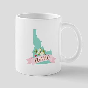 Idaho Flower Syringa Mugs