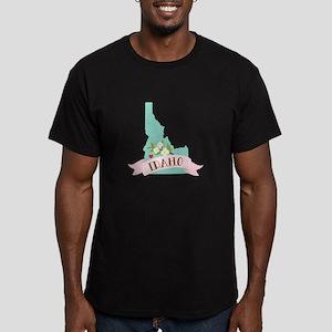 Idaho Flower Syringa T-Shirt