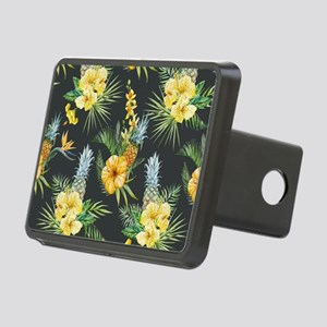 Tropical Rectangular Hitch Cover