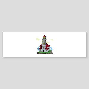LIGHTHOUSE #19 Bumper Sticker