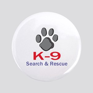 "K-9 UNIT 3.5"" Button"