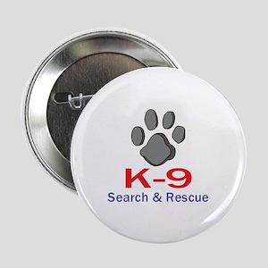 """K-9 UNIT 2.25"""" Button (10 pack)"""