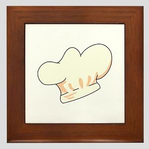 CHEF HAT Framed Tile