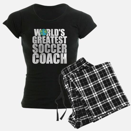World's Greatest Soccer Coach Pajamas