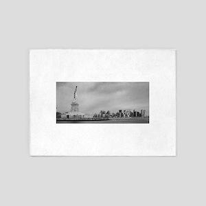 Amazing! New York City Pro photo 5'x7'Area Rug