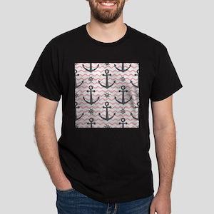 Anchors Dark T-Shirt