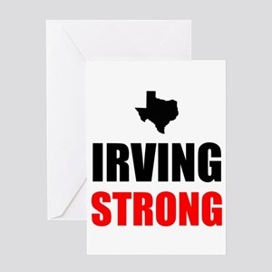 Irving Strong Greeting Cards