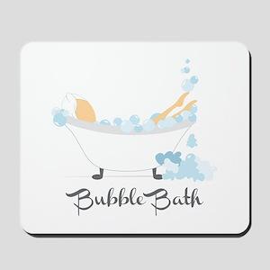 Bubble Bath Mousepad