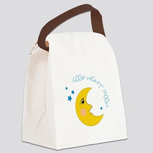 Good Night Moon Canvas Lunch Bag