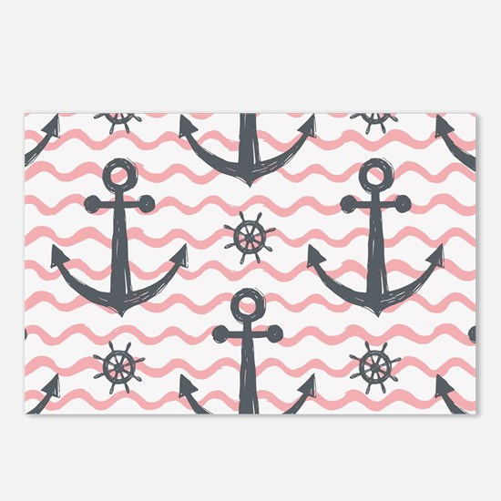 Anchors Postcards (Package of 8)