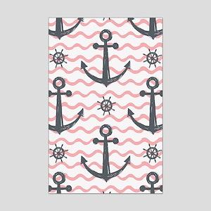 Anchors Mini Poster Print