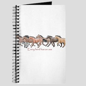 every herd has an ass Journal