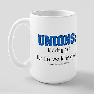 Union Class Large Mug