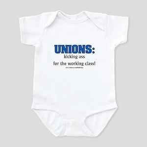 Union Class Infant Bodysuit
