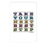 Next Best Step Postcards (Package of 8)
