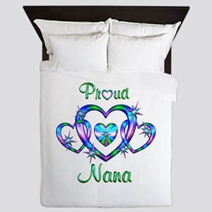 Proud Nana Queen Duvet