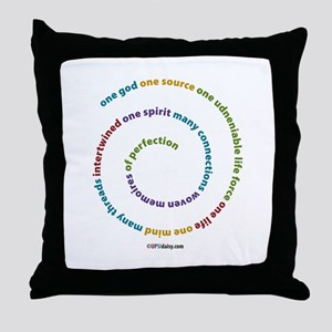 One Source Throw Pillow