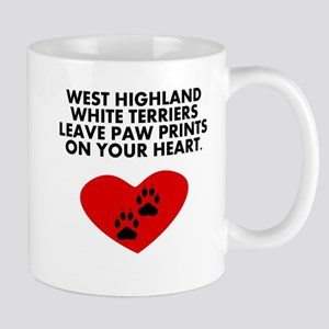 West Highland White Terriers Leave Paw Prints On Y