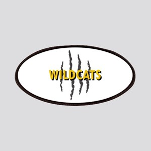 WILDCATS CLAW MARKS Patches