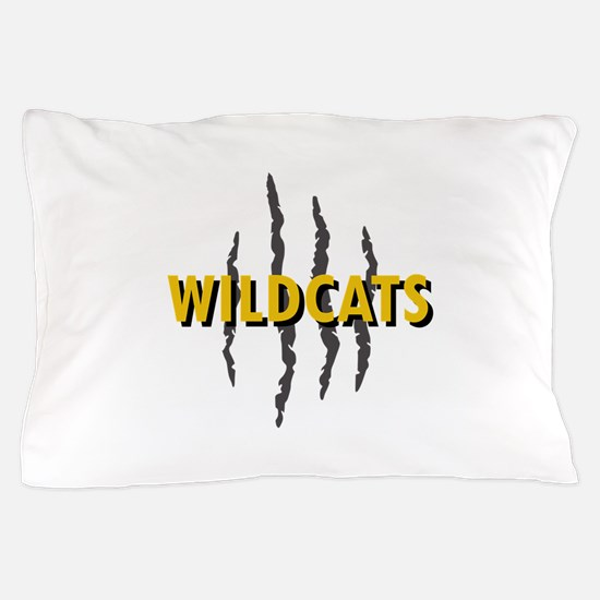 WILDCATS CLAW MARKS Pillow Case