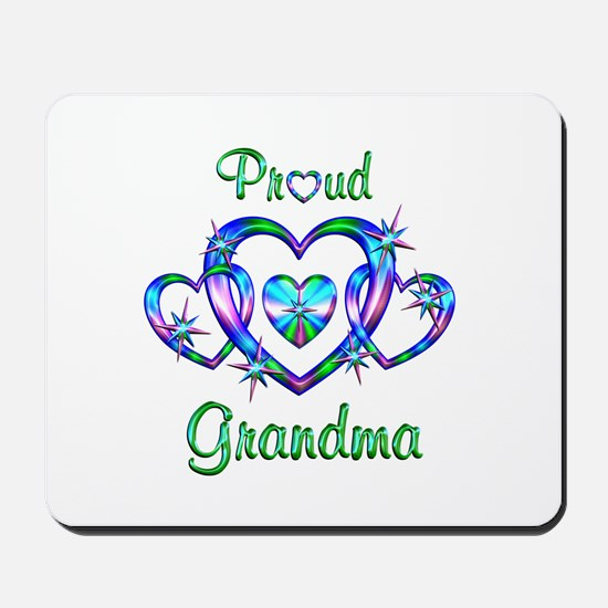 Proud Grandma Mousepad