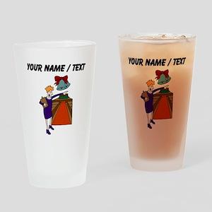 Wedding Planner (Custom) Drinking Glass