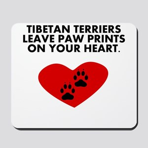 Tibetan Terriers Leave Paw Prints On Your Heart Mo