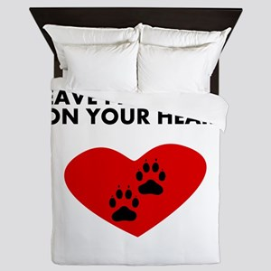 Tibetan Terriers Leave Paw Prints On Your Heart Qu