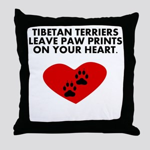 Tibetan Terriers Leave Paw Prints On Your Heart Th