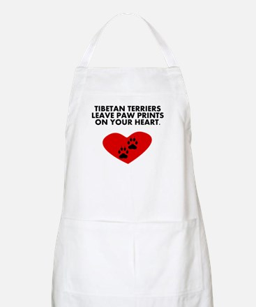 Tibetan Terriers Leave Paw Prints On Your Heart Ap