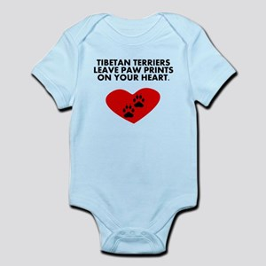 Tibetan Terriers Leave Paw Prints On Your Heart Bo