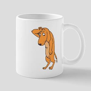 Dramatic Dog Mugs