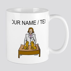 Veterinarian (Custom) Mugs
