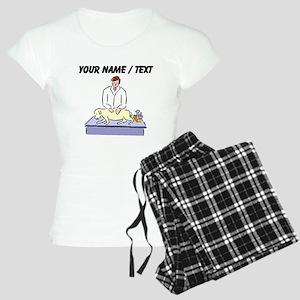 Veterinarian (Custom) Pajamas