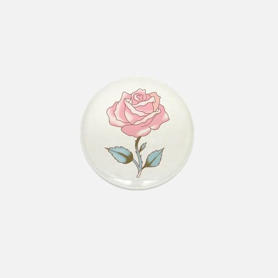 ROSE Mini Button