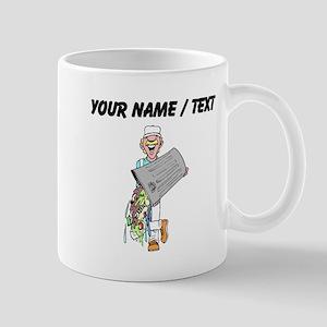 Trash Collector (Custom) Mugs