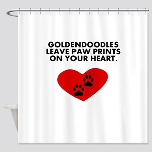 Goldendoodles Leave Paw Prints On Your Heart Showe