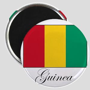 Guinea - Flag Magnet