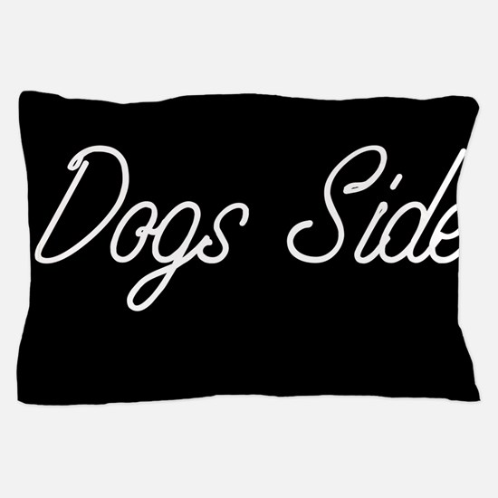 Dogs Side Pillow Case