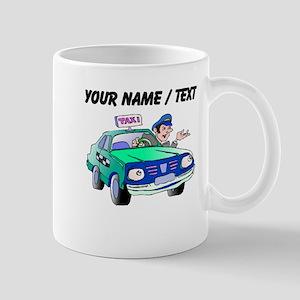 Taxi Driver (Custom) Mugs